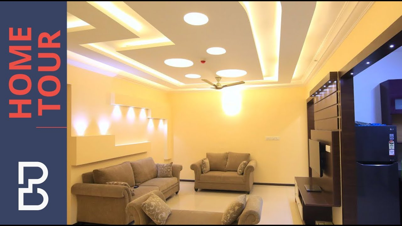Akshay S Home Interior Design Salarpuria Greenage Apartment Bangalore  Youtube
