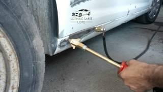 VW Caddy 2K 1.9 TDI - Auto Spoter aparat - Loto AutoLimar