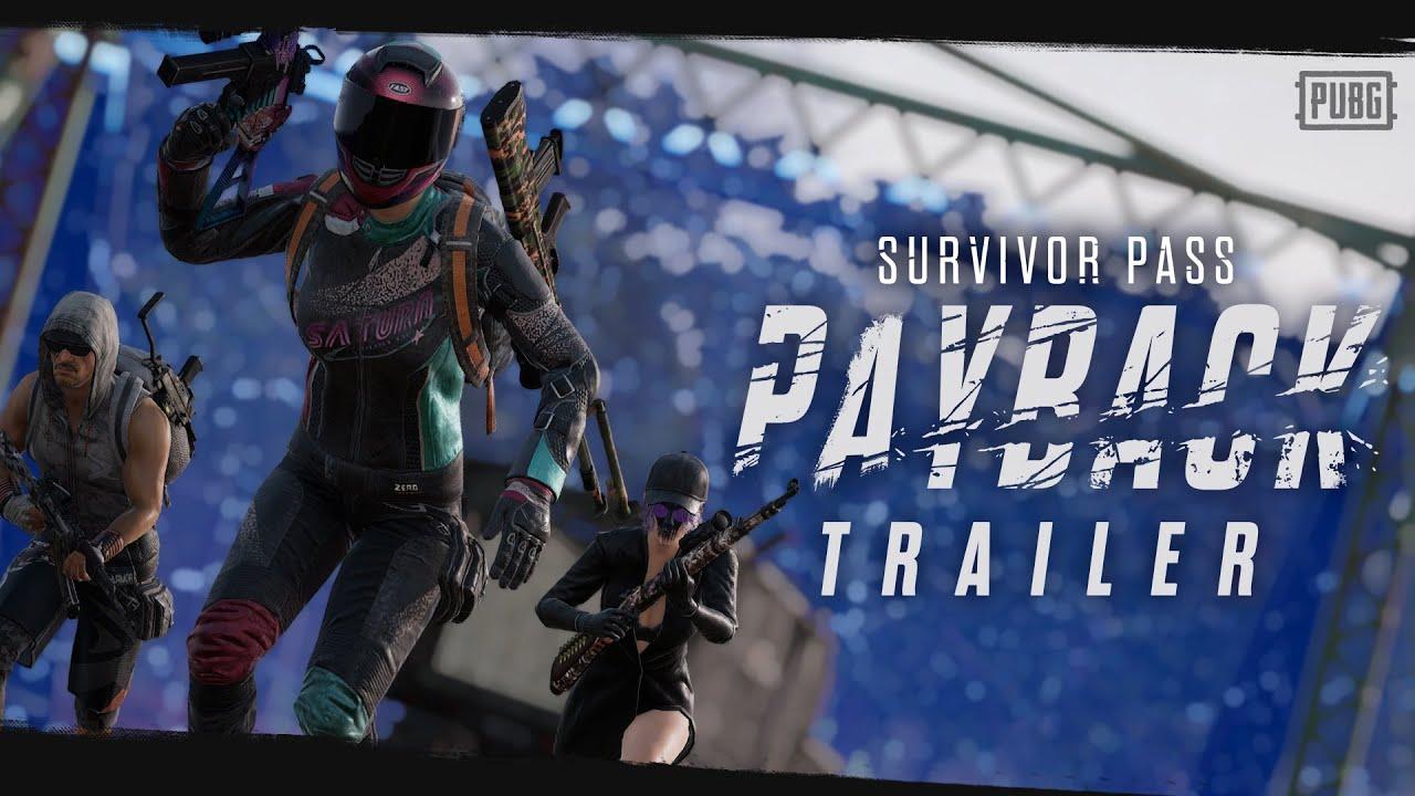 서바이버 패스 시즌8 : 복수 (Survivor Pass 8 : PayBack) | 배틀그라운드