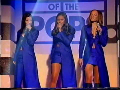 Honeyz - End Of The Line live on TOTP