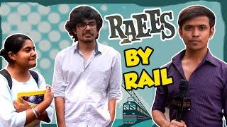 Shahrukh Khan Raees Promotion KILLS One | Mumbai Speaks | RAEES BY RAIL | PUBLIC BOLE TOH