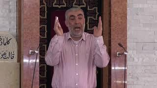 ماراثون في مكة المكرمة وعرض أزياء في المدينة المنورة ...خطبة الجمعة للشيخ كمال خطيب 16-3-2018