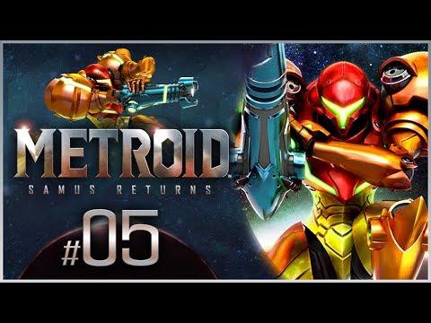 Metroid: Samus Returns - Livestream Walkthrough Part 5! [Nintendo 3DS Gameplay]