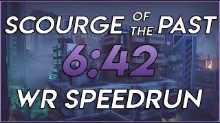 Scourge Of The Past Speedrun World Record!! [6:42]