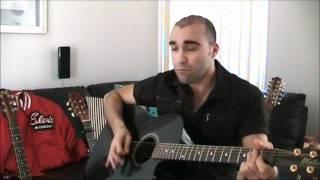 Summertime Blues ~ Eddie Cochran cover Joe Var Veri