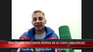 """Alex Drudke sobre la Asociación Argentina de Actores: """"No nos esta representando bien"""""""