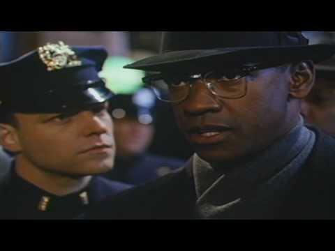 Malcolm X trailer