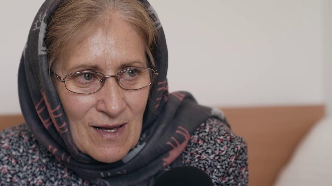 """Un remediu contra singurătății – Centrul pentru persoane vârstnice """"Cuvioasa Nazaria"""", Văratec"""