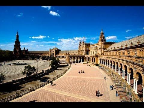 Séville - Sevilla - capital de Andalucía - España