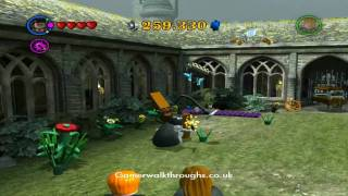 Lego harry potter walkthrough - Mandrake handling