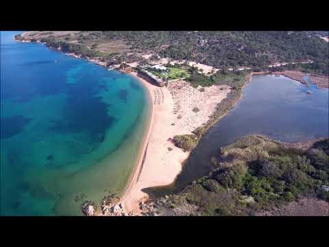 Xiaomi Mi Drone 4K - Spiaggia Ea Bianca - Baja Sardinia (Sardinia)