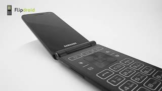Обзор Samsung Folder 2 Black (SM G1650)