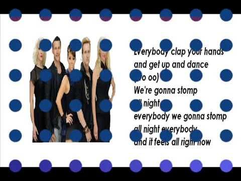 Steps Stomp lyrics