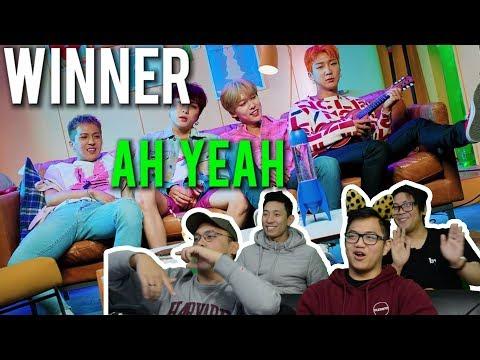 """""""AH YEAH"""" It's WINNER BABY (MV Reaction)"""