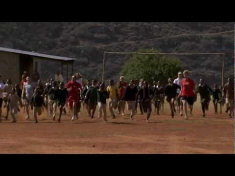 Kick4Life Allstars Tour to Lesotho