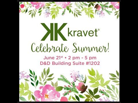 Kravet Showroom FB Live June 2017