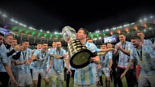 Lionel Messi Copa America 2021 Best Player HD