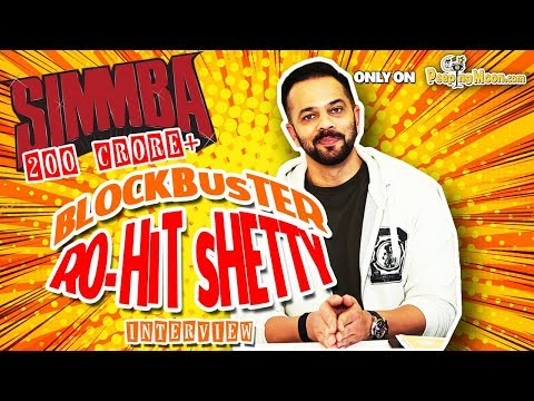 Bollywood's hit machine Rohit Shetty gets candid about the success of Simmba Mp3