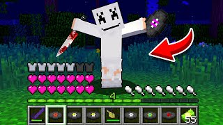 How to play MARSHMELLO 2 in Minecraft! Most Lucky MARSHMELLO 2! Battle NOOB VS PRO Animation