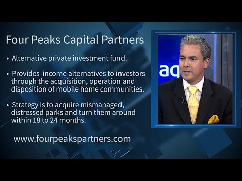 Four Peaks Capital Partners - Recession Resistant Asset Class