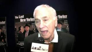 Interview with Dick Latessa at screening of