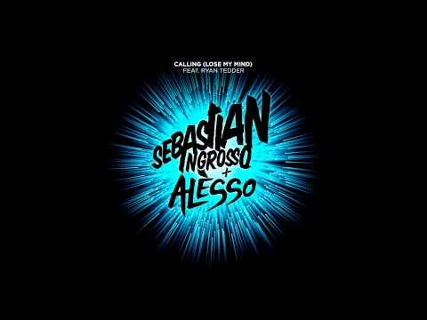 [INSTRUMENTAL] Sebastian Ingrosso & Alesso - Calling (Lose My Mind) Ft. Ryan Tedder