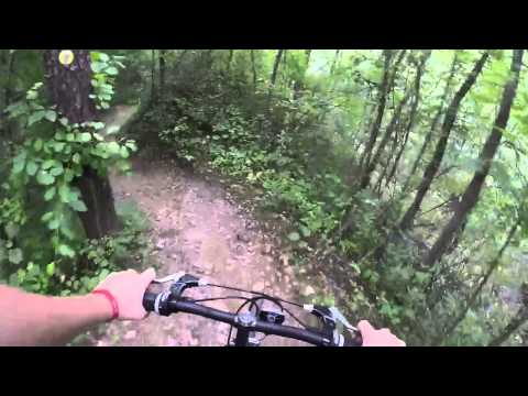 Saw Wee Kee Park Oswego Illinois Mountain Biking