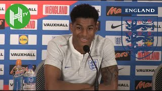 Marcus Rashford: Harry Kane will get even better as World Cup progresses | Russia World Cup 2018
