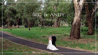 ~ DUBBO WEDDING FILM | BEC & ANDY | RHINO LODGE, DUBBO ~