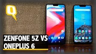ASUS Zenfone 5z vs OnePlus 6: The Flagship Killer Challenger