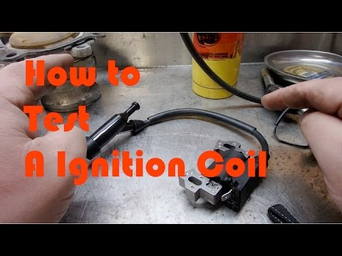 Cat Engine Schematics Ignition Coil Primary Amp Secondary Resistance Testing Youtube