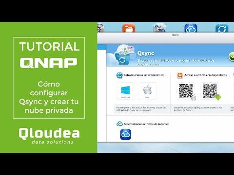 Cómo configurar Qsync de QNAP