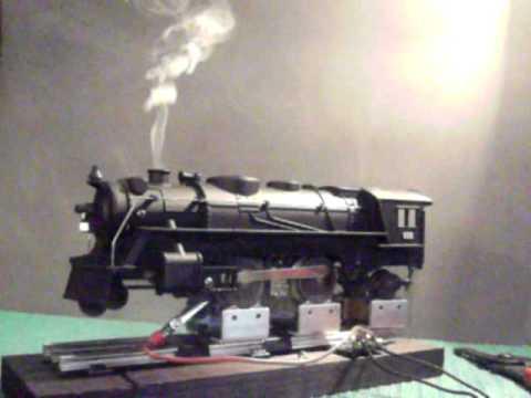 marx 666 with custom smoke unit 002 youtube train diagram simple