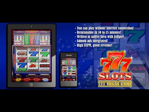 Slots Lucky Win Jackpot 777 Android Source Code - Sellmyapp.com