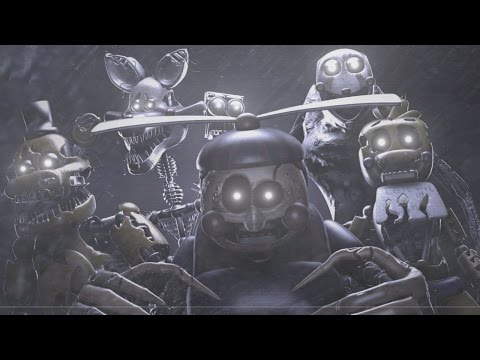 ONE LAST NIGHT..!! 92% OF PEOPLE WILL GET SCARED WATCHING THIS FNAF ANIMATION COMPILATION [SFM FNAF]