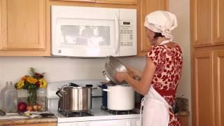 How To Make Fresh Mozzarella
