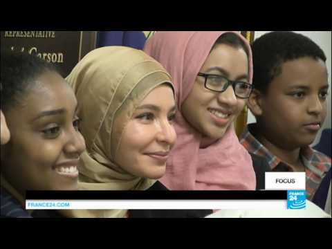 US presidential election: Muslim voters determined to make their voices heard