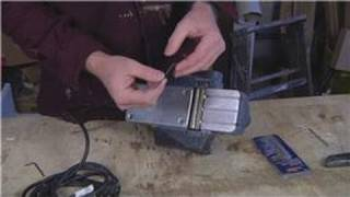 Home Help : How To Change The Blades On A Handheld Power Planer