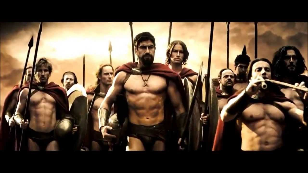 spartans what is your profession hd youtube