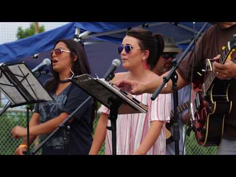 The Nate Champion Band Live at Longmire Days 2017