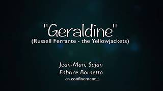 """Geraldine""- yellowjackets (en confinement) www.so-sax.com Fabrice Bornetto"