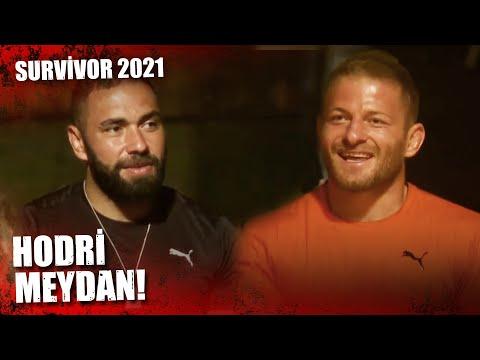Yunus Emre'den İsmail'e Güreş Daveti | Survivor 2021