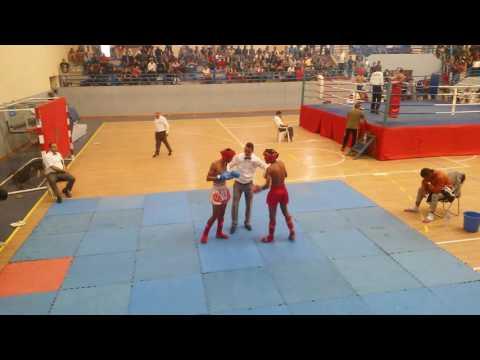 Kick Boxing   ocy youssoufia