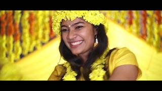 Different Haldi Ceremony & A Day With The Bride   Lekshmi VK By www.praveensphotography.com