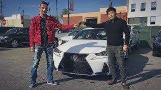 Секреты лизинга в США. $300 в месяц за новый Lexus IS 2018? Показываем всю схему работы.