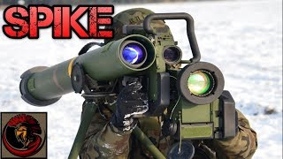 The Spike Anti-Tank Guided Missile System
