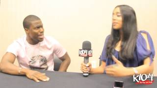 Priya Interviews Kevin Hart: Let Me Explain, Real Husbands of Hollywood & Divorce