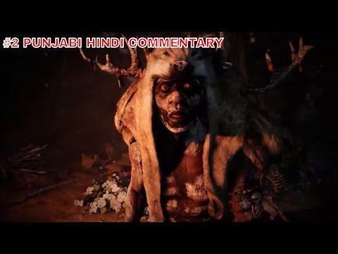Far Cry primal Punjabi Hindi Walkthrough...
