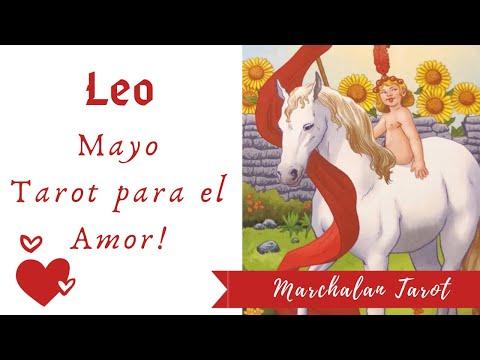 🌼Leo❤️Mayo🌼Llega el Amor para quedarse!❤️Marchalan Tarot