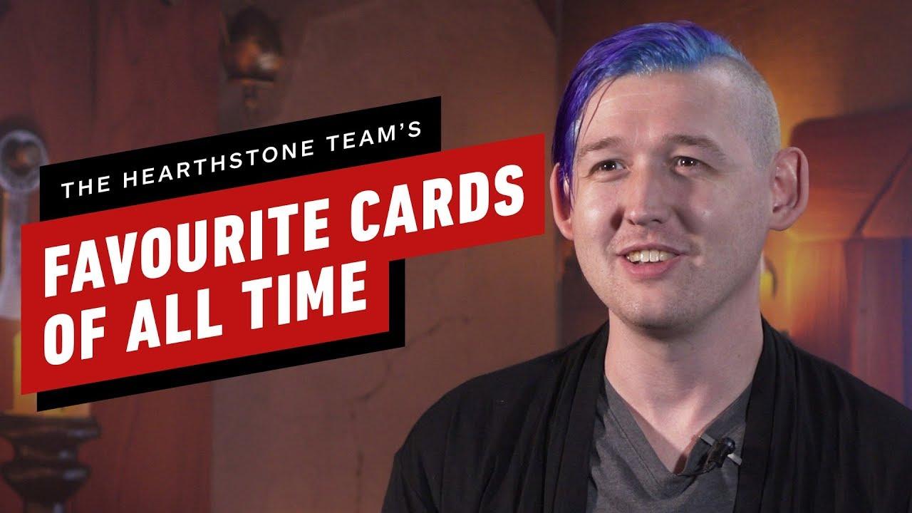 Las cartas favoritas de todos los tiempos del equipo de Hearthstone + vídeo